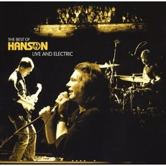 Álbum Best of Hanson: Live and Electric