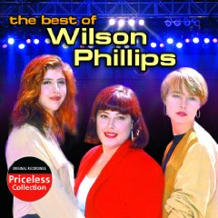 Álbum The Best of Wilson Phillips