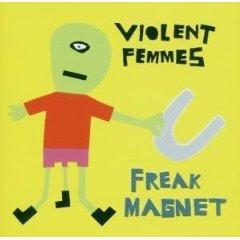 Álbum Freak Magnet