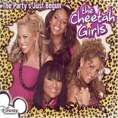 Álbum The Party's Just Begun