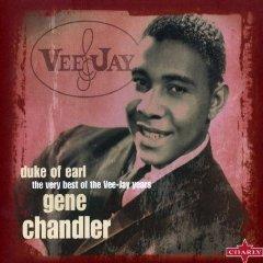Álbum Duke of Earl: the Very Best of the Vee-Jay Years