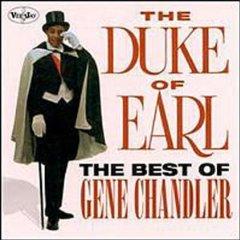 Álbum The Best of Gene Chandler: The Duke of Earl