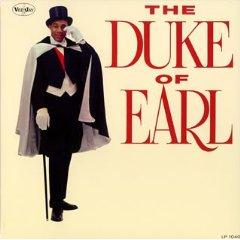 Álbum Duke of Earl