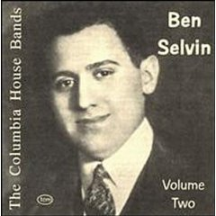 Álbum The Columbia House Bands: Ben Selvin, Vol. 2