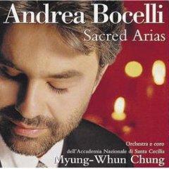 Álbum Andrea Bocelli - Sacred Arias / Myung-Whun Chung