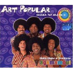 Álbum Samba Pop Brasil II