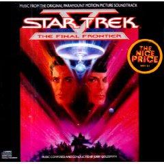 Álbum Star Trek V: The Final Frontier