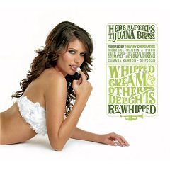 Álbum Whipped Cream & Other Delights Rewhipped
