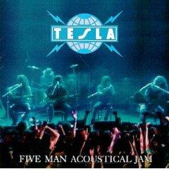 Álbum Five Man Acoustical Jam