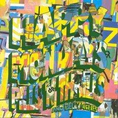 Álbum Pills 'n' Thrills and Bellyaches