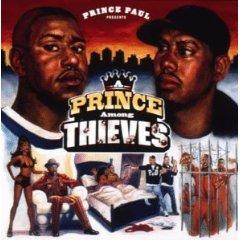 Álbum A Prince Among Thieves