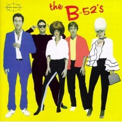 Álbum The B-52's