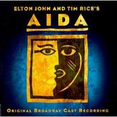 Álbum Aida (2000 Original Broadway Cast)