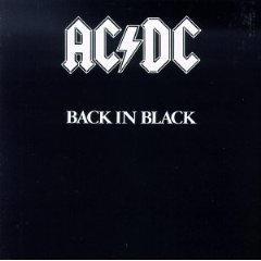 Álbum Back in Black