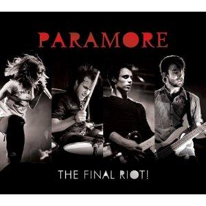 Álbum The Final Riot!
