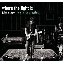 Álbum Where The Light Is:John Mayer Live In Los Angeles