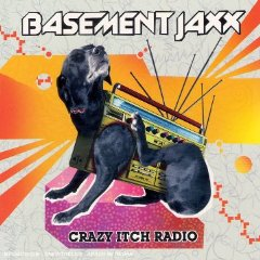 Álbum Crazy Itch Radio
