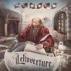 Álbum Leftoverture
