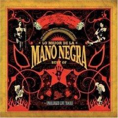 Álbum Best of Mano Negra