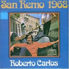 Roberto Carlos - Sanremo 1968
