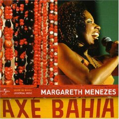 Álbum Axe Bahia: O Melhor de Margareth Menezes