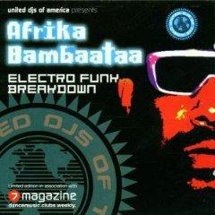 Álbum Electro Funk Breakdown