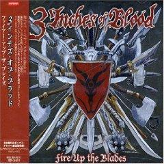 Álbum Fire Up the Blades