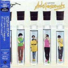 Álbum Germ Free Adolescents