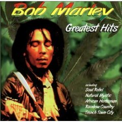 Álbum Bob Marley - Greatest Hits