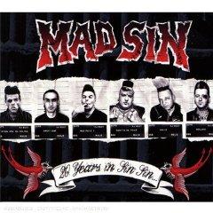 Álbum 20 Years in Sin Sin