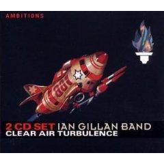Álbum Clear Air Turbulence