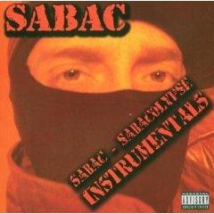 Álbum Sabacolypse Instrumentals