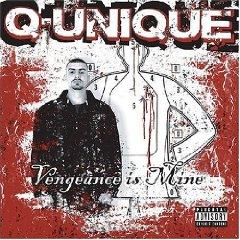 Álbum Vengeance Is Mine