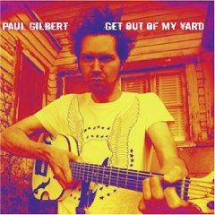 Álbum Get Out of My Yard