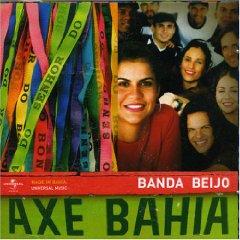 Álbum Axe Bahia: Banda Beijo