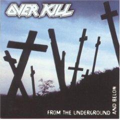 Álbum From the Underground and Below
