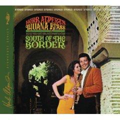 Álbum South of the Border