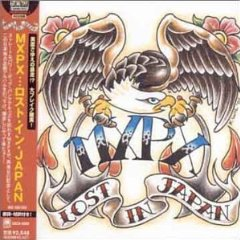 �lbum MxPx Lost in Japan