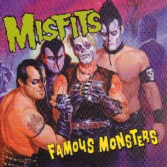 Álbum Famous Monsters