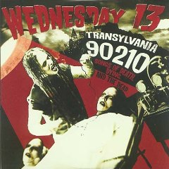 Álbum Transylvania 90210: Songs of Death, Dying, and the Dead