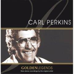 Álbum Golden Legends: Carl Perkins