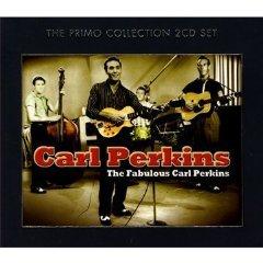 Álbum The Fabulous Carl Perkins