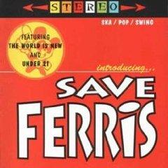 Álbum Introducing Save Ferris