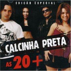 Álbum Calcinha Preta: As 20+