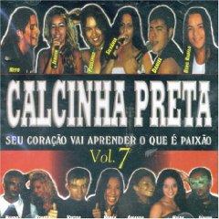 Álbum Seu Coraçâo Vai Apprender O Que É Paixâo, Vol. 7