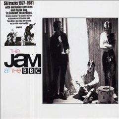 Álbum The Jam at the BBC