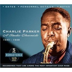 Álbum Charlie Parker: A Studio Chronicle 1940-1948