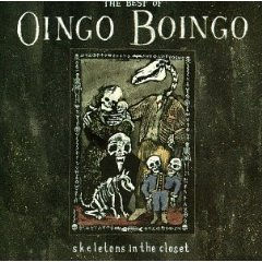 Álbum Best of Oingo Boingo: Skeletons in the Closet