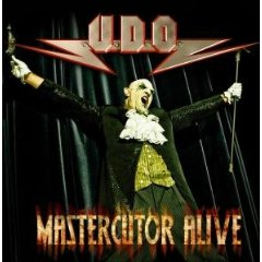 Álbum Mastercutor Alive [Limited Edition with Bonus DVD]