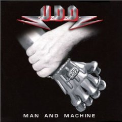 Álbum Man and Machine